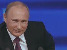 Вопрос Путину про квас